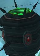 Undefinided Fusion Lair - Mandark's House