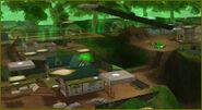 Peach Creek Estates - Future infected zone