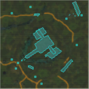 The Ruins Map
