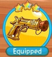 Golden Pistol
