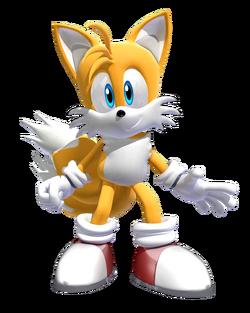 Sega Tails The Fox
