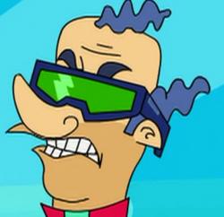 Aqua Dude