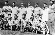 Selección brasileña 1950 la final