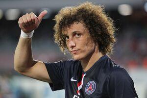 David Luiz em Primeiro jogo pelo PSG
