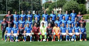 Seleção Italiana 2014