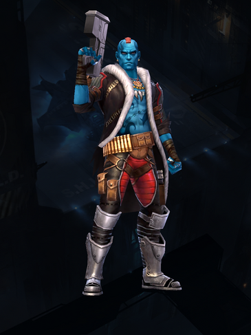 Yondu All New All Different