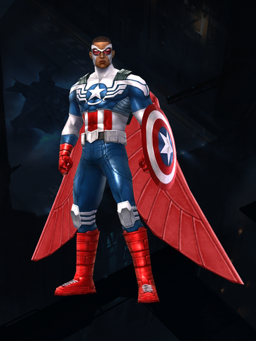 Falcon All New Captain America