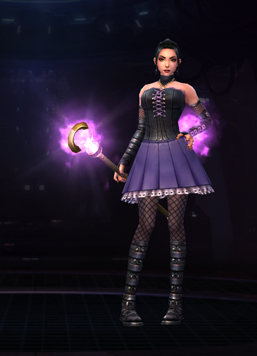 Sister Grimm Secret Wars - A-Force Uniform