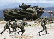 US and Philippine Marines