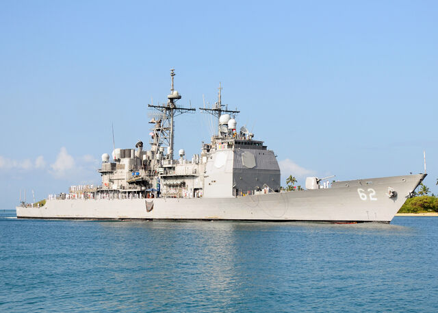 File:US Navy 100628-N-6854D-001 The Ticonderoga-class guided missile cruiser USS Chancellorsville (CG 62) arrives at Joint Base Pearl Harbor-Hickam to participate Rim of the Pacific (RIMPAC) 2010 exercises.jpg