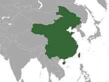 China 2058