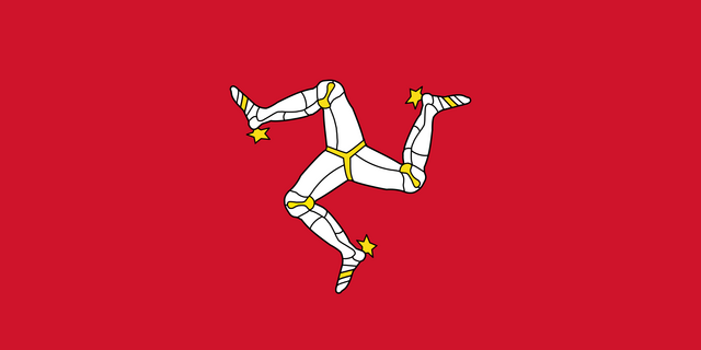 File:Flag of The Isle of Man.png