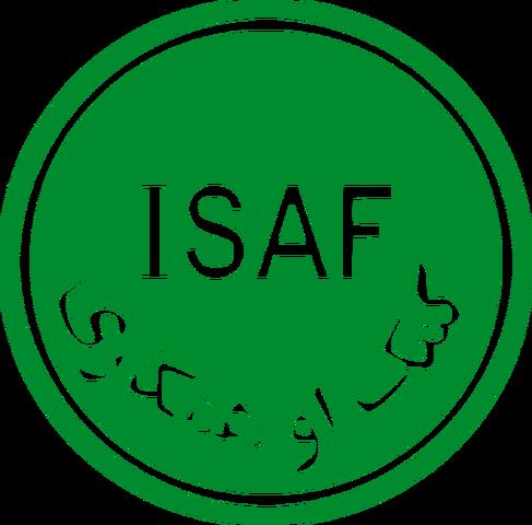 File:ISAF Logo.png