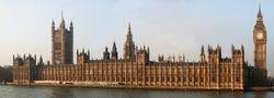 London Parliament 2007-1