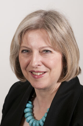 File:Theresa May - Home Secretary and minister for women and equality.jpg