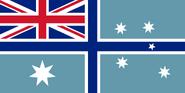AUS Civil Aviation Flag