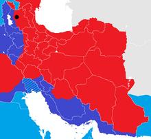 Iran War map 3