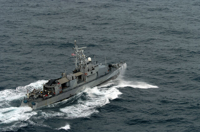 File:USS Typhoon (PC 5) patrols the waters of the Persian Gulf.jpg