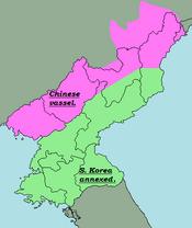 Devided North Korea
