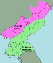 Devided North Korea