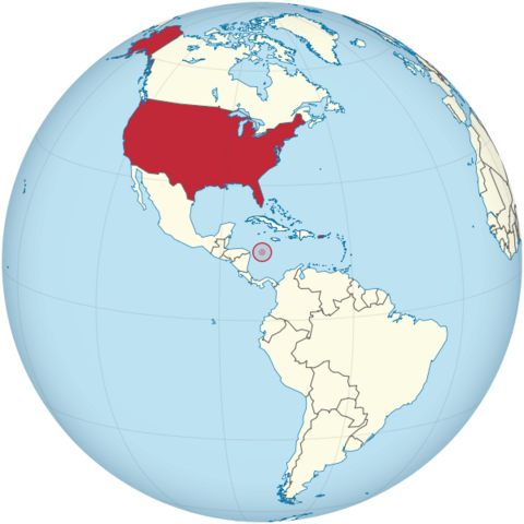 File:The United States at it's greatest extent.png