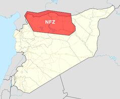 Syria location map4