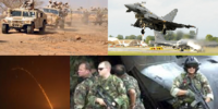 Saudi-Iran Conflict (Brave New World)