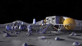 Lunar Colonization