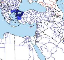 Byzantium Empire Expansion Turn 4