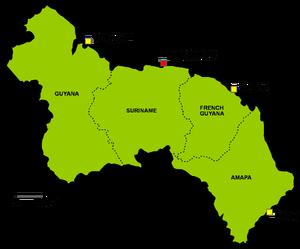 GREAT GUAYAN REPUBLIC Regional