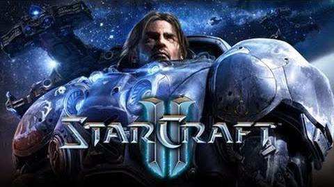 StarCraft II Wings of Liberty - Cinematic Trailer