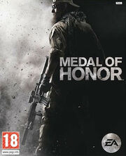 Medal of Honor 2010 cover