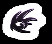 Luna the hedgehog logo