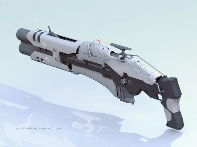 Archivo:Plasma Rifle 2 by ivangraphics.jpg