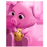 Piggy Cookie Jar