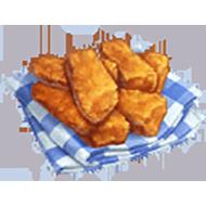 Breaded Sunfish