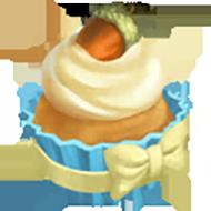 Acorn Cupcake