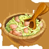 Trout Salad