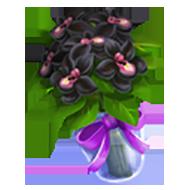 Black Orchid Bouquet