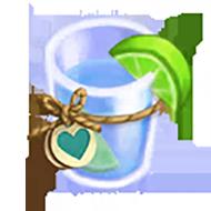 Heirloom Lime Water