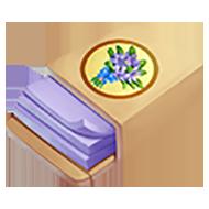 Lavender Paper Soap