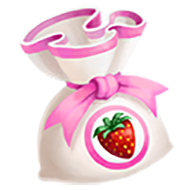 Strawberry Scented Bag
