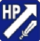 HP UP icon
