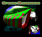 BSFZGP1 Green Amazone Profile Rear