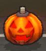 PumpkinBomb Item