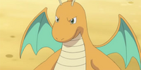 Iris's Dragonite