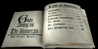 Gods Among Us: The Immortals
