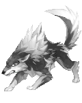 H2k11 wolf gray flip