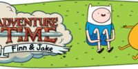 Adventure Time in Gaia style