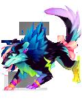 H2k11 wolf sparkledog flip